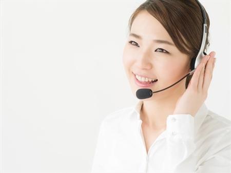 スタッフの電話対応